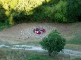 2004 Osho Inipi Circle the crystal labyrinth