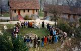 capodanno 1999-2000 Grande Cerchio del 2000, La Miniera, Urbino