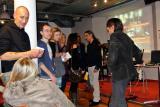 """Arshad Moscogiuri presentazione libro """"La psicologia dello Zorba"""" al Mondadori Multicenter di Milano, novembre 2012"""