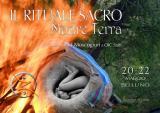 Il Rituale Sacro: Madre Terra, in provincia di Belluno dal 20 al 22 maggio 2016